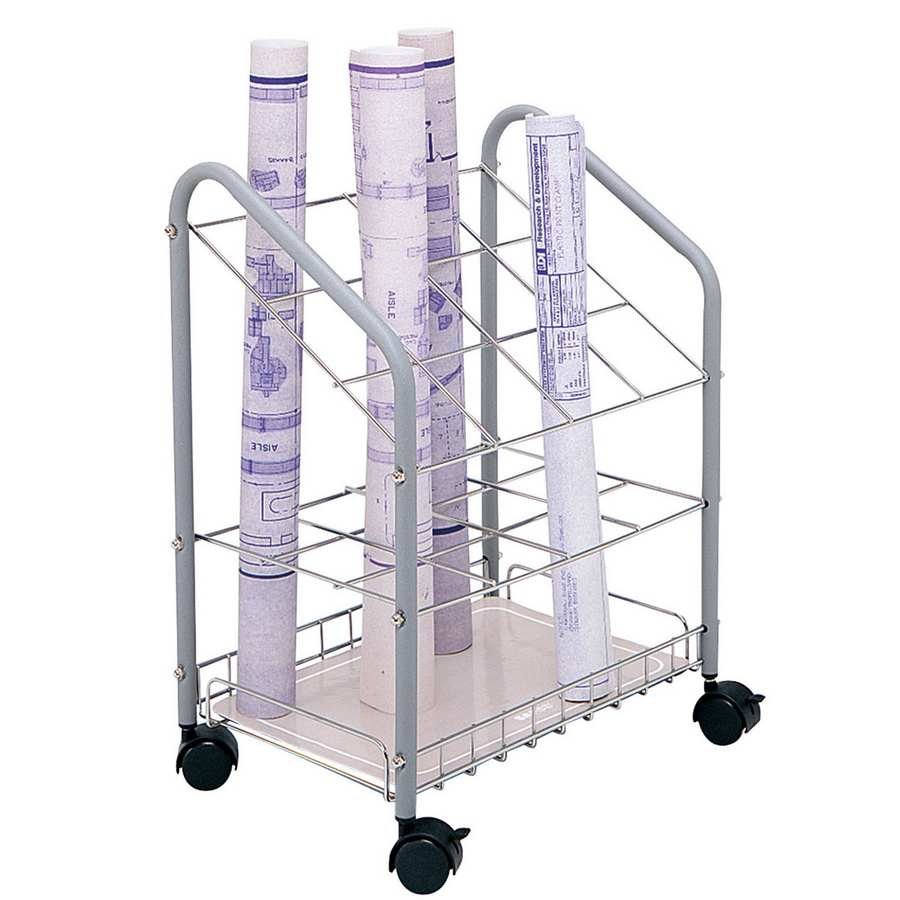 Blueprint storage racks listitdallas for Plan storage racks